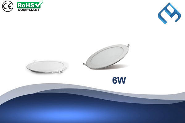 Square-Panel-Light-6W