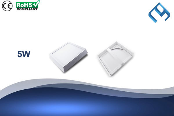 Surface-Mounted-Square-5W