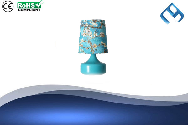 Glass-Table-Lamp-Blue